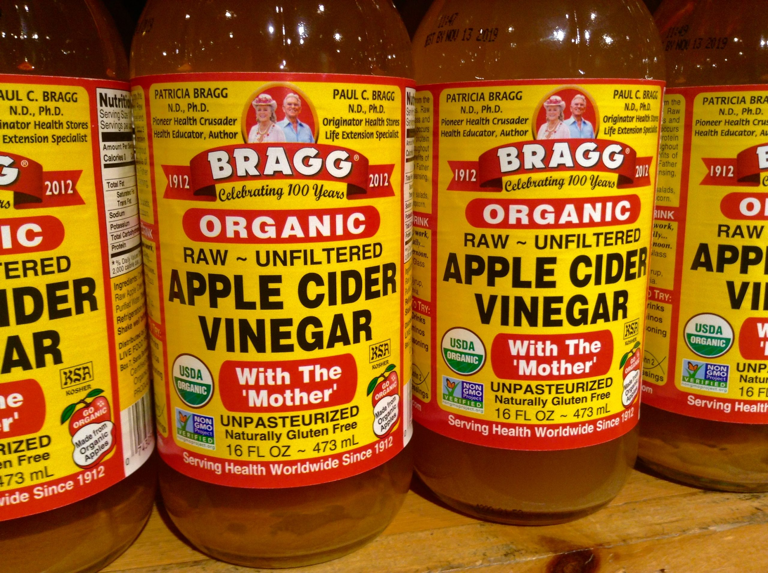 Bragg is one of the best apple cider vinegar products.