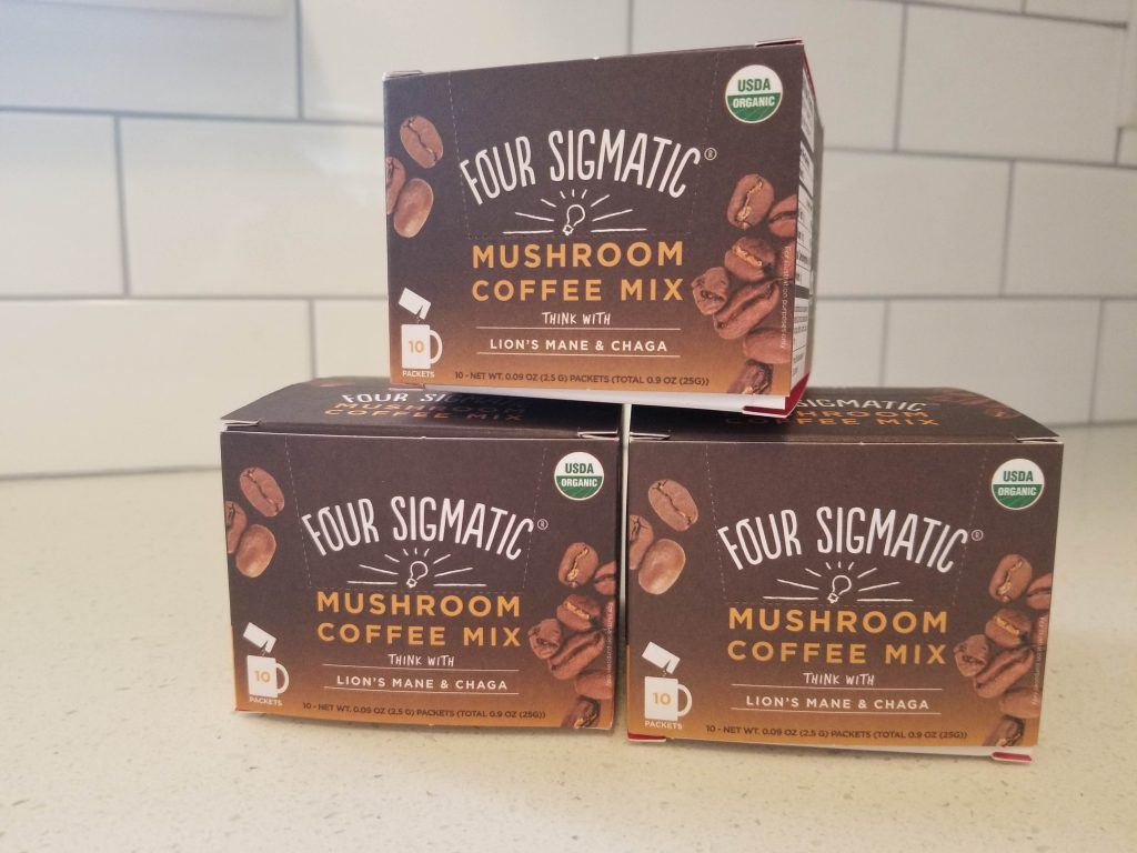 Four Sigmatic Review
