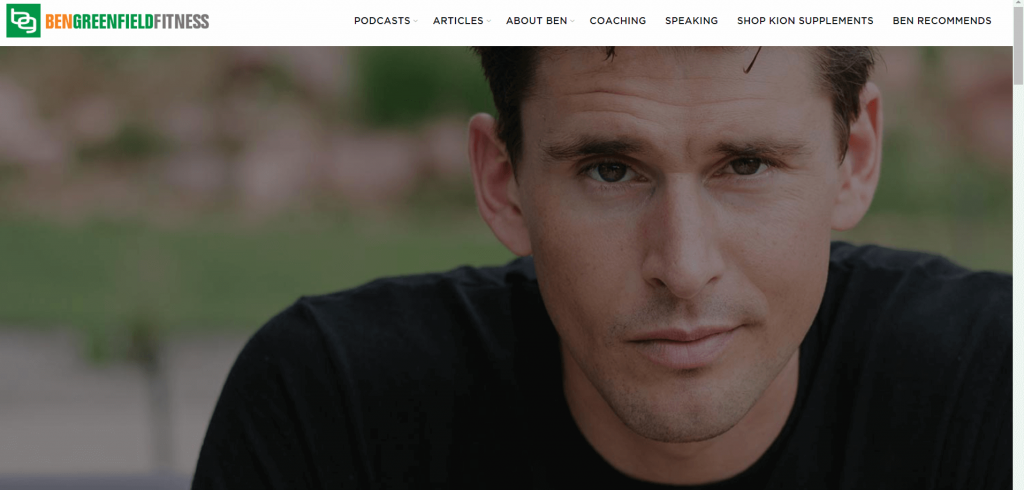 One of the best biohacking blogs is ben greenfield fitness