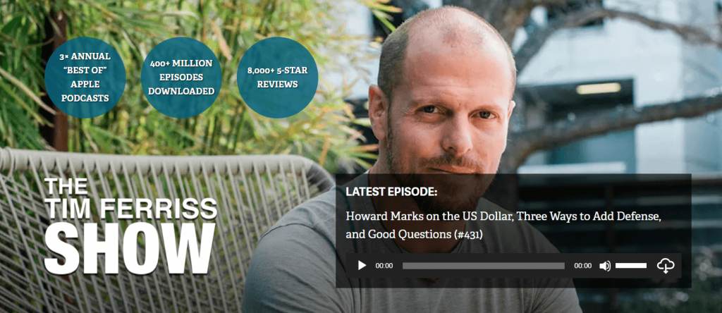 Tim Ferriss has a great blog for biohacking