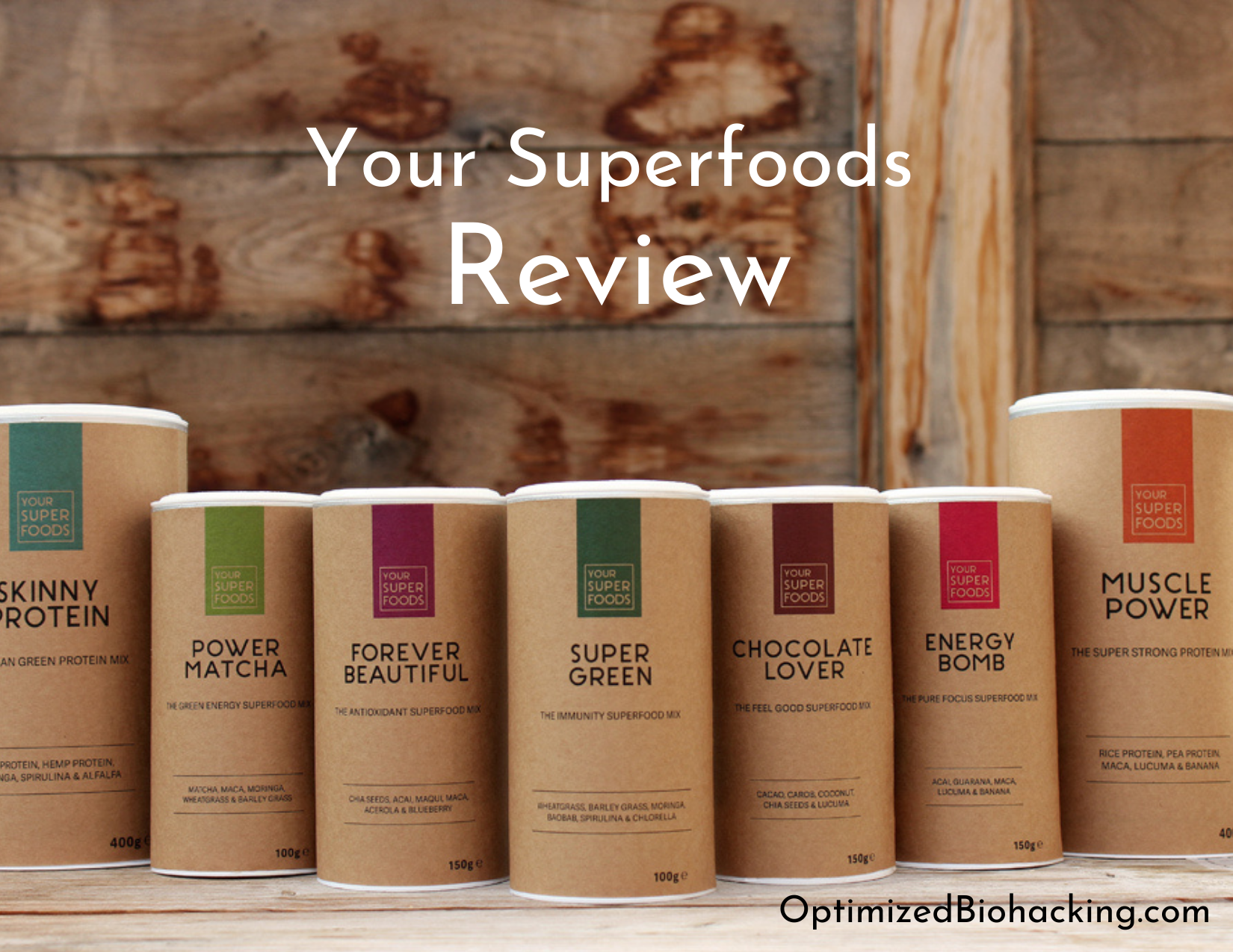 Your Superfoods Review