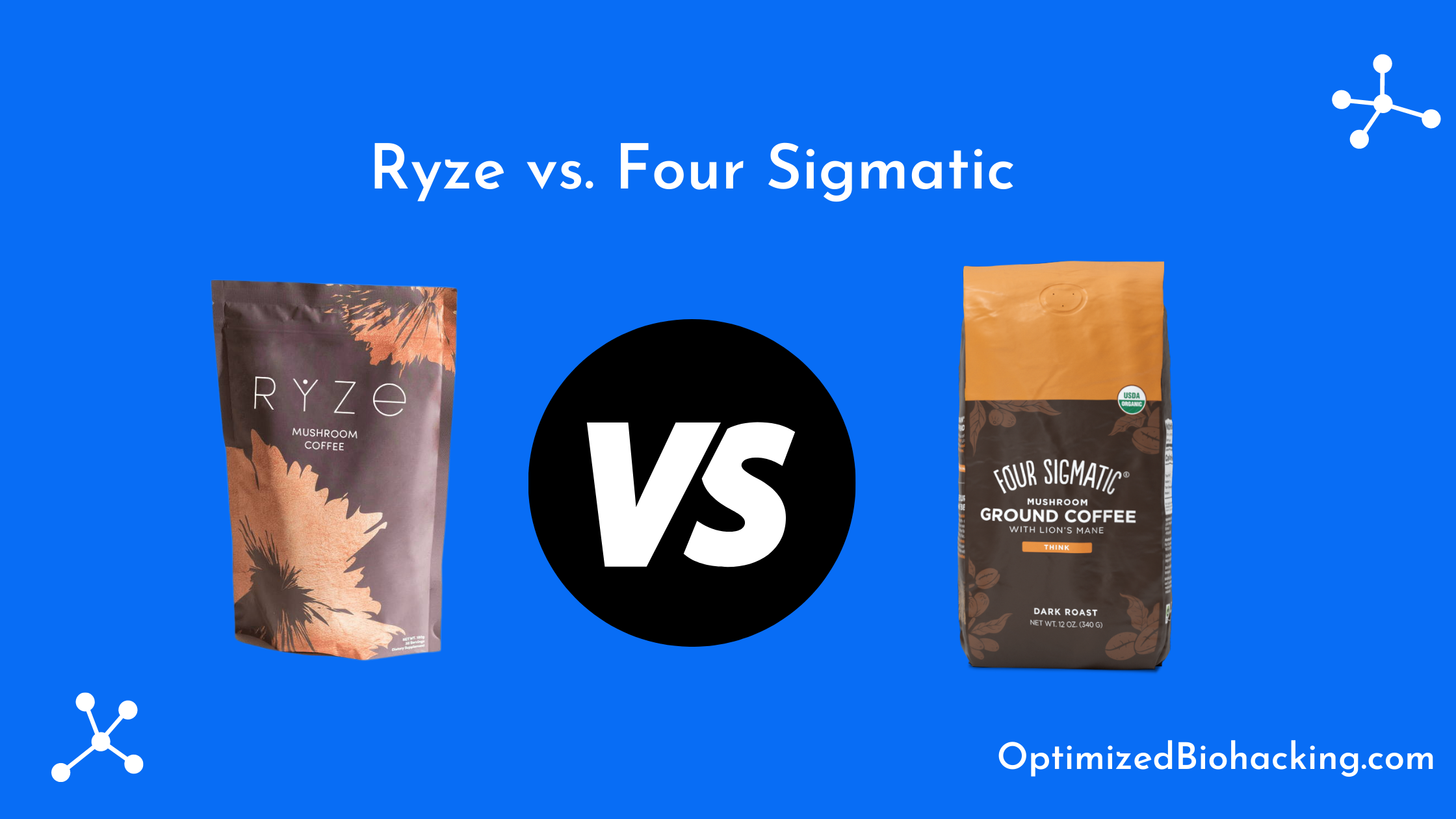ryze vs. four sigmatic