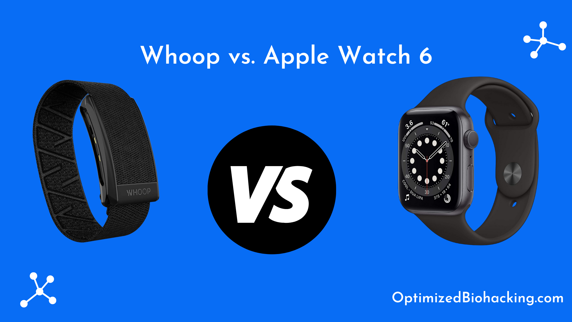 Whoop vs Apple Watch